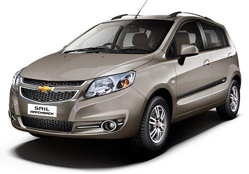 Chevrolet Sail HatchbackLinen Beige Color