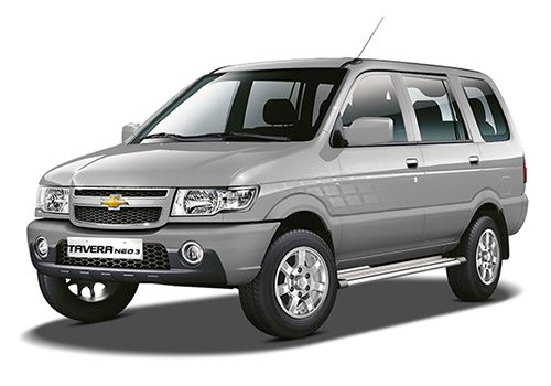 Chevrolet Tavera Colours 2018 In India Cardekho Com