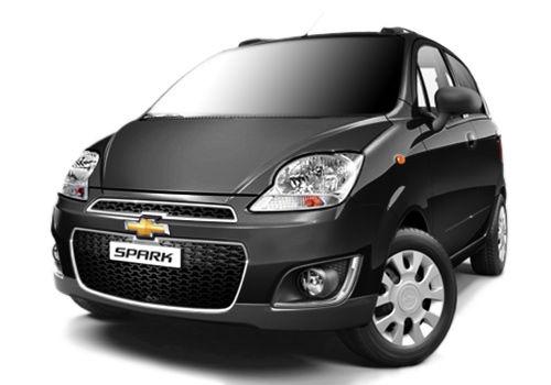 Chevrolet Spark 2007-2012 Caviar Black