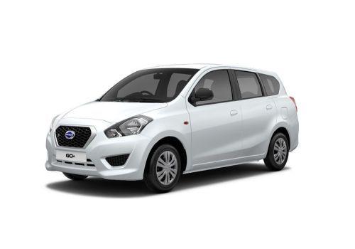 Datsun GO Plus White