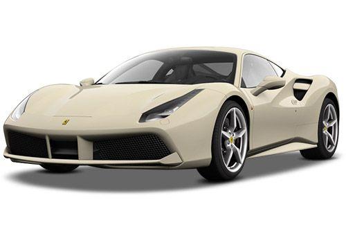 Ferrari 488Avorio Color