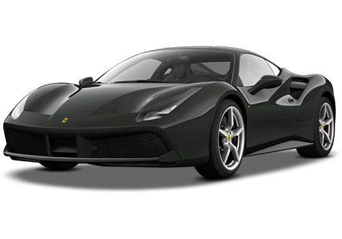 Ferrari 488Grigio Scuro Color
