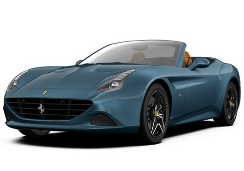 Ferrari California TBlu Abu Dhabi Color