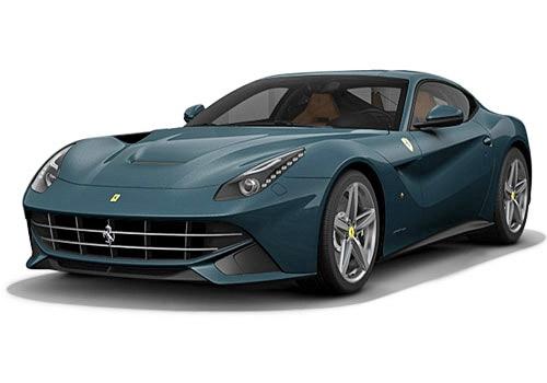 Ferrari F12berlinettaBlu Abu Dhabi Color