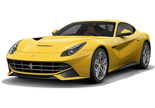 Ferrari F12berlinettaGiallo Modena Color