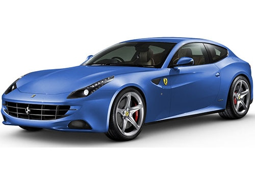 Ferrari FF Price, Images, Reviews, Mileage, Specification