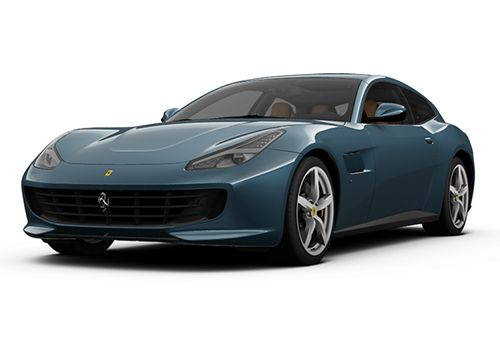 Ferrari GTC4LussoBlu Abu Dhabi Color