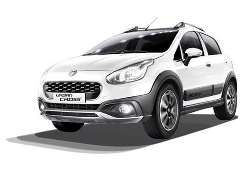 Fiat Avventura Urban CrossBossa Nova White Color