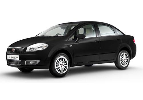Fiat Linea ClassicHip Hop Black Color
