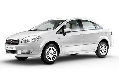 Fiat Linea ClassicPearl White Color