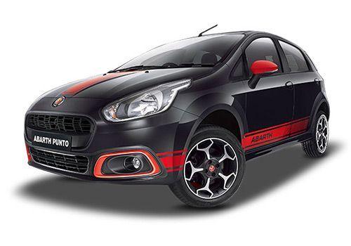 Fiat Abarth PuntoHip Hop Black Color