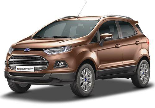 Ford EcoSport 15 TDCi Titanium  Price Mileage 2277 kmpl