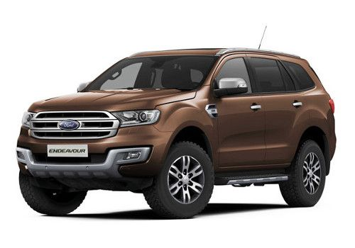 Ford Endeavour Colours 2017 In India Cardekho Com