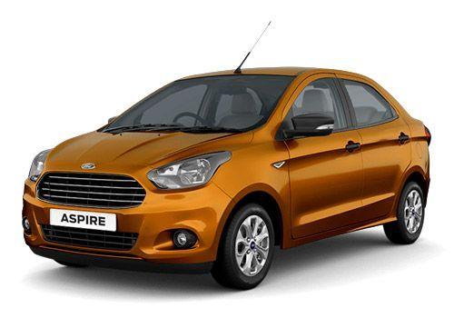 Ford Figo Aspire Sparkling Gold