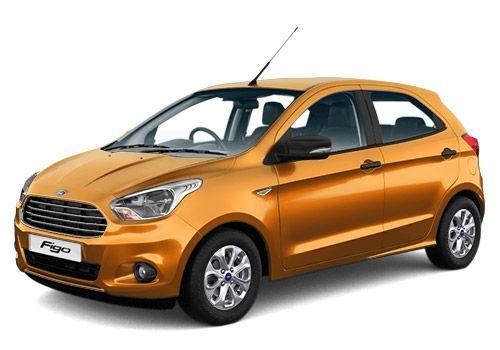 Ford Figo Sparkling Gold