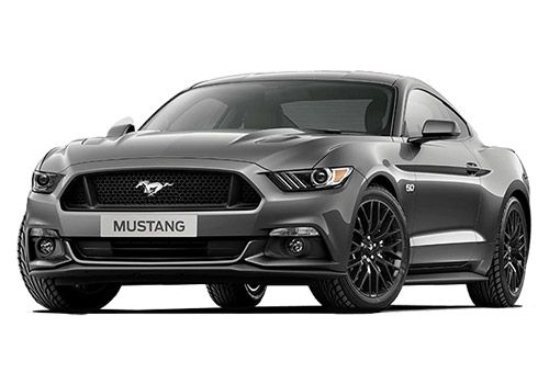 Ford Mustang Magnetic Color