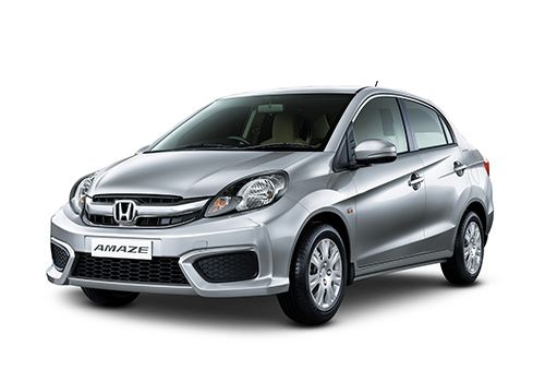 Honda Amazealabster silver metalic Color