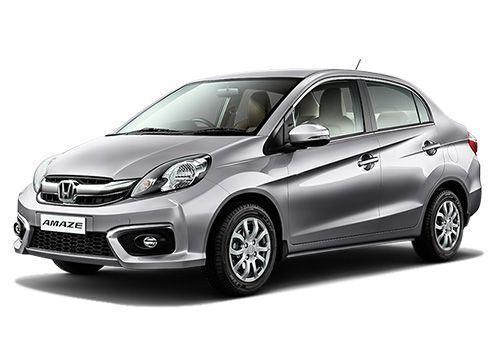 Honda AmazeAlabaster Silver Metallic Color