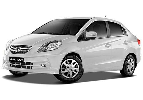 Honda Amaze 2013-2016Taffeta White Color