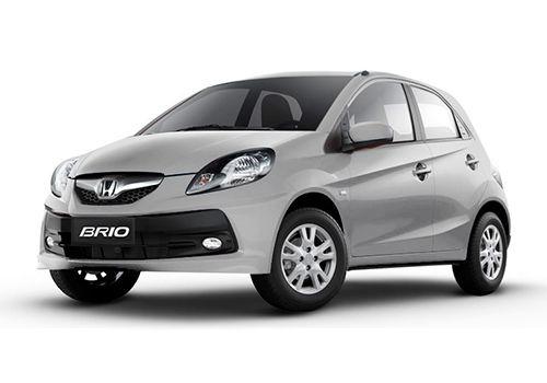 Honda Brio 2013-2016Alabaster Silver Color