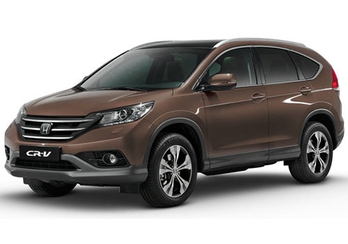 Honda Cr V Colours 2017 In India Cardekho Com
