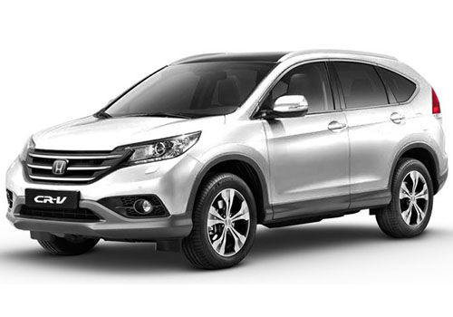 Honda CR-VWhite Orchid Pearl Color
