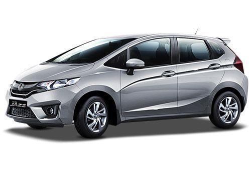 Honda JazzAlabaster Silver Metallic Color