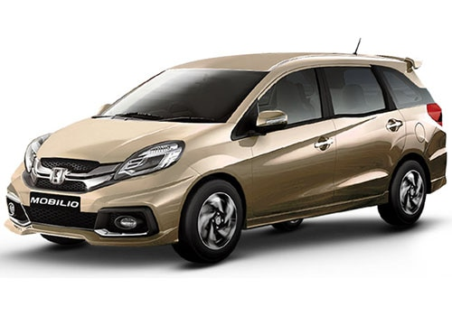 Honda MobilioBrilliant Gold Metallic Color