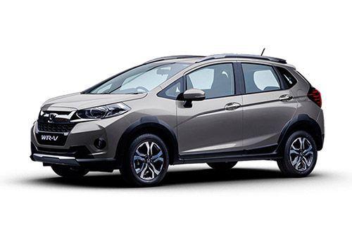 Honda WRVAlabaster Silver Color