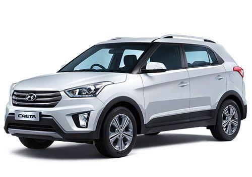 Hyundai CretaSleek Silver Color
