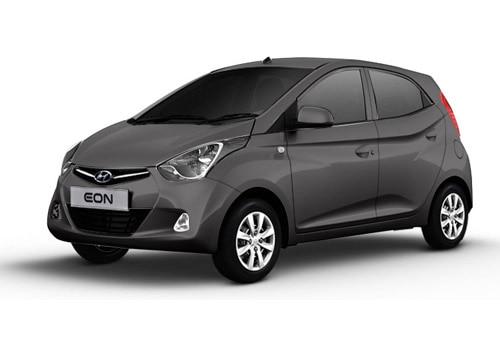 Hyundai EONEmber Grey Color