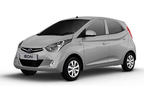Hyundai EONSleek Silver Color