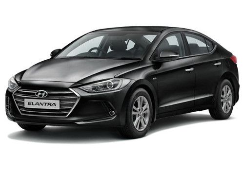 Hyundai ElantraPhantom Black Color