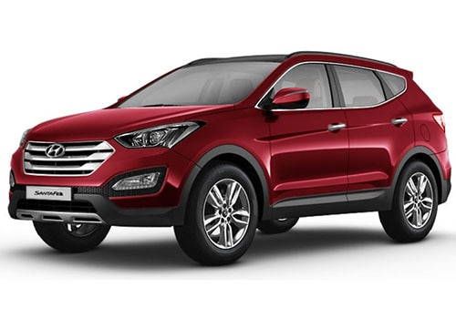 hyundai santa fe price images mileage specifications reviews. Black Bedroom Furniture Sets. Home Design Ideas