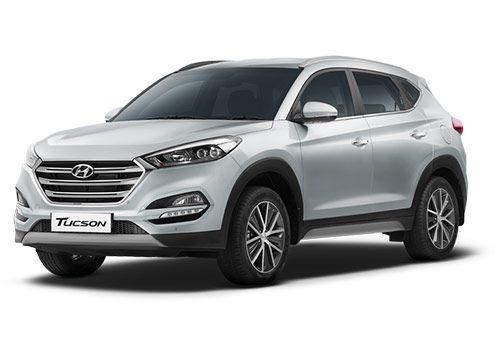 Hyundai TucsonSleek Silver Color