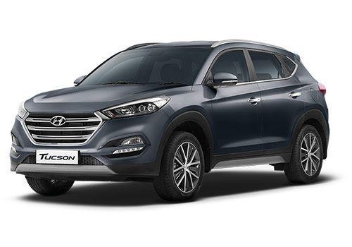 Hyundai TucsonStar Dust Color