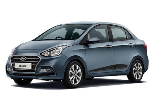 Hyundai XcentStar Dust Color