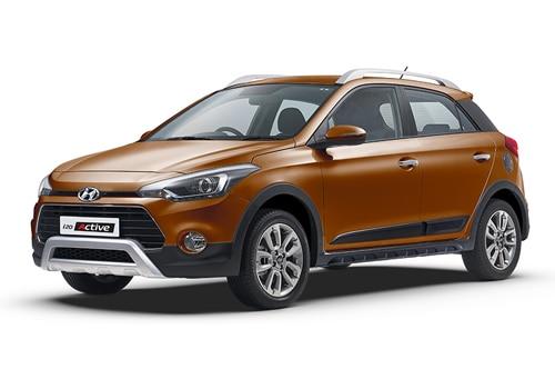 Hyundai i20 ActiveEarth Brown - i20 Active Color