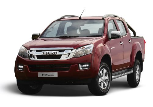 isuzu d max v cross colors 2018 in india. Black Bedroom Furniture Sets. Home Design Ideas