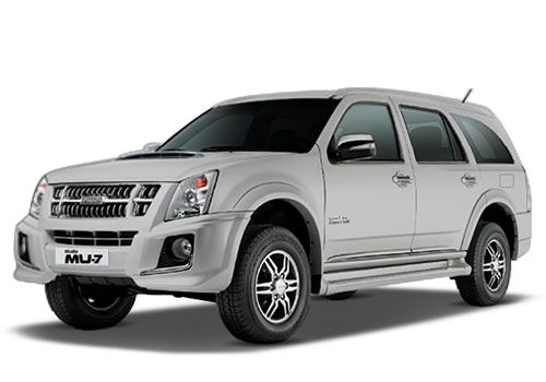 Isuzu MU 7Sterling Silver Color