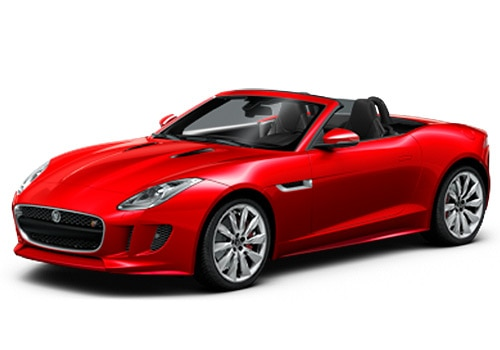 Jaguar F TypeSalsa Red Color