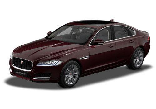 Jaguar XFAurora Red Color