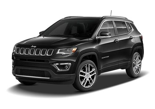 Jeep CompassBrilliant Black Color