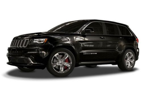 Jeep Grand CherokeeBrilliant Black Color