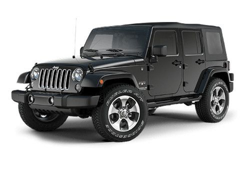 Jeep Wrangler UnlimitedBlack Color