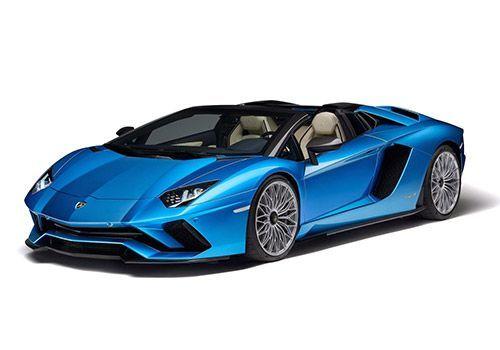 Lamborghini AventadorBlu Cepheus Color