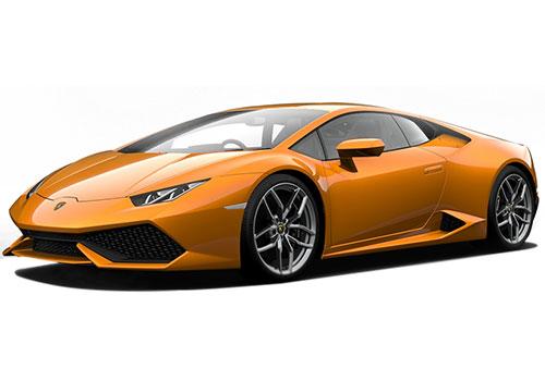 Lamborghini HuracanArancio Borealis Color