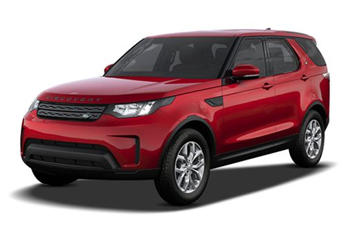 Land Rover DiscoveryFirenze Red Color