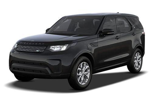 Land Rover DiscoverySantorini Black Color