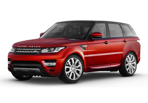 Land Rover Range Rover SportFirenze Red Color
